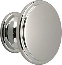 Meister 161191 Furniture Knob Polished Chrome