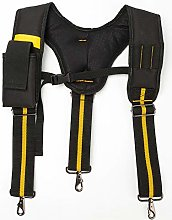 Meitanyuan Work Belt Suspenders Heavy Duty