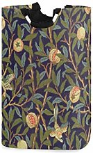 Meiya-Design Large Laundry Basket William Morris