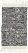 Melange Rug - / 60 x 100 cm - Hand woven by Ferm
