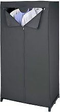 Meleze 75cm Wide Fabric Wardrobe Rebrilliant