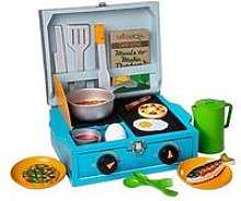 Melissa & Doug Camp Stove Play Set