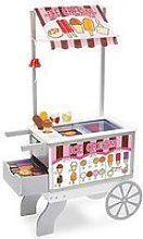 Melissa & Doug Snacks & Sweets Food Cart