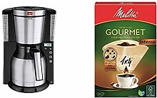 Melitta Look IV Therm Timer, Filter Coffee Machine