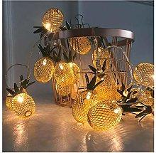 Meliya 20 LED Pineapple Fairy String Lights