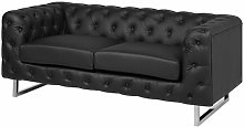 Mellal 2 Seater Loveseat Sofa Wade Logan
