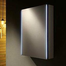 Meloso Bathroom Mirror Cabinet 700mm H x 500mm W -