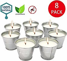 mementoy Citronella Candles Scented Candles Soy