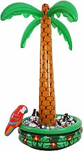 mementoy Inflatable Palm Tree Cooler Drinks Cooler