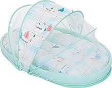 mementoy Portable Baby Travel Bed Folding Baby