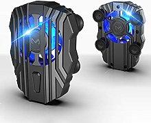 MEMO Mobile Phone LED Light Cooling Fan Cell Phone