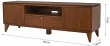 Memomad C4021917-136 Lowboard, Caramel, 150 cm