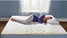 Memory Foam Mattress Topper 5 Zone Double by