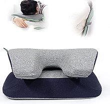 Memory Foam Multifunctional Nap Pillow Folding
