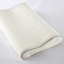 Memory Foam Pillow - Firm Support, No Colour,