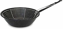 Menax - Deep Fryer with Basket–Stainless