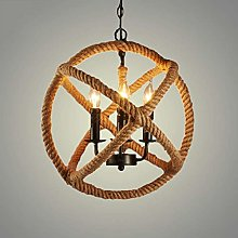 MENG Ceiling Light Country Retro Industrial Wind