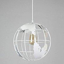 MENG Ceiling Light Industrial Vintage Style Globes