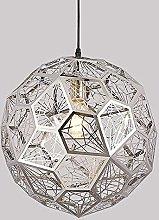 MENG Chrome Lighting Nordic Drop Ceiling Lamp,