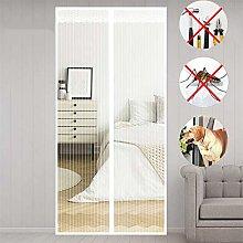 MENGH Mosquito door panel 135x200 CM Magnetic Fly