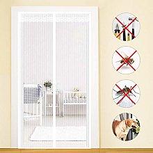 MENGH Mosquito door panel 155x200cm Mesh Curtain