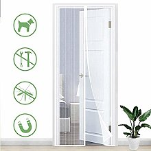 MENGH Mosquito net for doors with magnet Magnetic