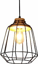 Mengjay Retro Restaurant Iron Metal Pendant Light