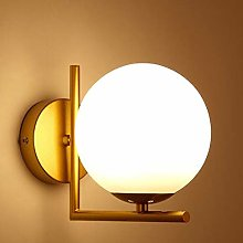 Mengjay Retro Wall lamp Wall Light Pendant Clear