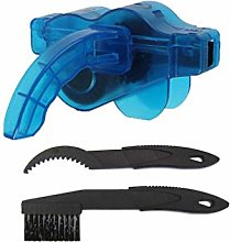 Mengonee 3PCS/Set Bicycle Chain Cleaner Scrubber