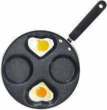 MENNING 4-Cup Egg Frying Pan, Mini Aluminum Alloy