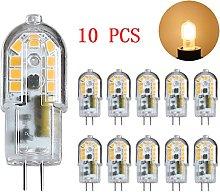 10X G4 LED Bulbs Capsule Replace Halogen Bulb DC 12V Light Bulb Lamps UK Stock R