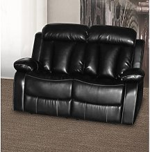 Mentone 2 Seater Reclining Sofa ClassicLiving