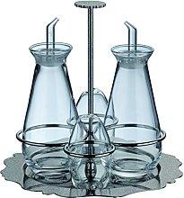 MEPRA 21 cm Stainless Steel Dolce Vita Oil Vinegar