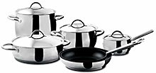 MEPRA 30140009 cookware-Sets, Stainless Steel