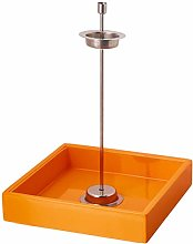 MEPRA Stainless Steel Paper Towel Holder, Orange
