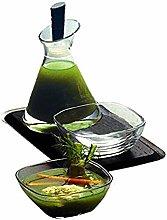 MEPRA Stainless Steel Salad Dressing Bottle Tray