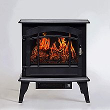MERCB Fireplaces Electric 3D Infrared Stove