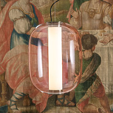 Meridiano Grande Pendant - / LED - H 54 cm by
