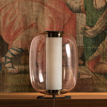 Meridiano LED Table lamp - / Ø 31 x H 43 cm by