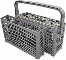 MERIGLARE Double Cutlery Basket Kitchen Utensils