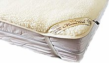 Merino Wool Bedding, natural bedding wool WOOLMARK