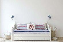Merino Wool Bedding,NEW BLUE mattress topper