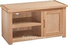 Merissa Oak 1 Door TV Cabinet