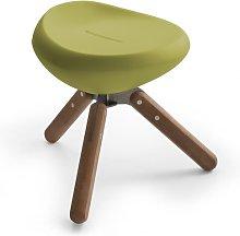 Merriam Stool Ebern Designs Colour: Green
