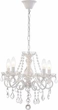 Mersey 4 Light Crystal Chandelier Lily Manor