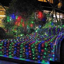 Mesh Fairy Lights Led Multicolor 6m X 4m Outdoor