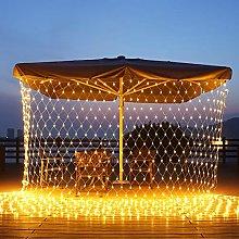 Mesh Fairy Lights Outdoor Decoration Warm White 6m