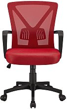 Mesh Office Chair Executive Desk Chair Adjustable