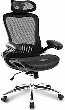 Mesh Recliner Ergonomic Home Desk Cheap Office