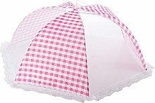 Mesh Screen Food Cover Tents Umbrella-Style